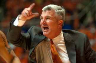 Illinois University basketball coach Bruce Weber says.