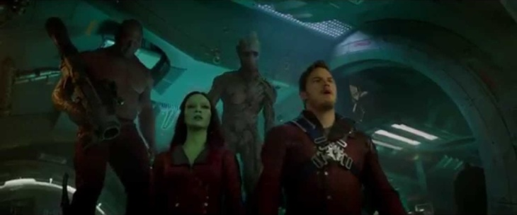Marvel's Guardians of the Galaxy - New Trailer Teaser 2