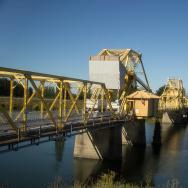 Sacramento San Joaquin River Delta Water System Bay