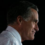 GOP Presidential Candidate Mitt Romney Campaigns Day After Final Debate