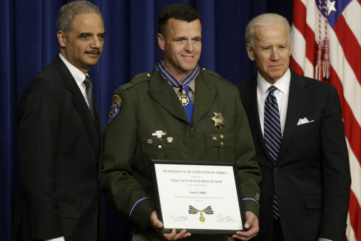 Biden Medal of Valor