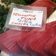 US-FOOD-YELLOWFIN TUNA