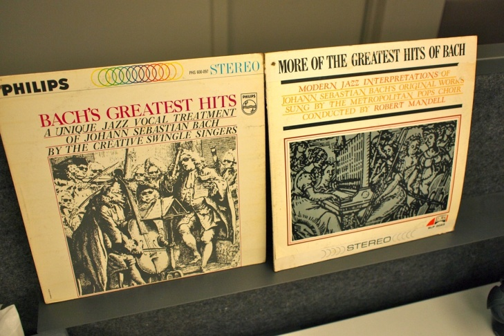 Peter Stenshoel' Album of the week: Bach's Greatest Hits