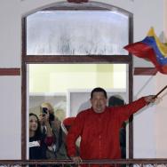 VENEZUELA-ELECTIONS-CHAVEZ