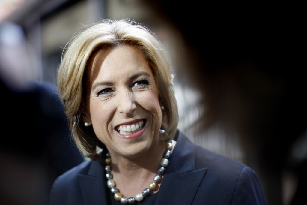 Mayoral candidate Wendy Greuel references the mass shooting at Sandy Hook Elementary School in her new political ad.
