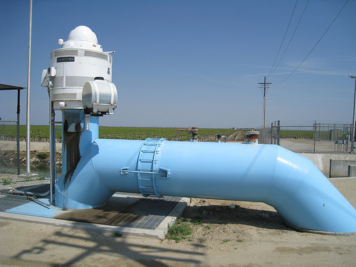As much as 40% of California's water supply comes out of the ground in a given year, but the state has enacted no limits on groundwater pumping.