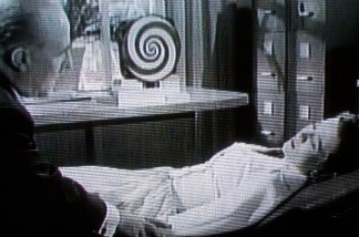 Psychiatrist's office from the 1958 film