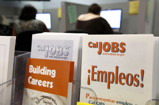 California unemployment rises