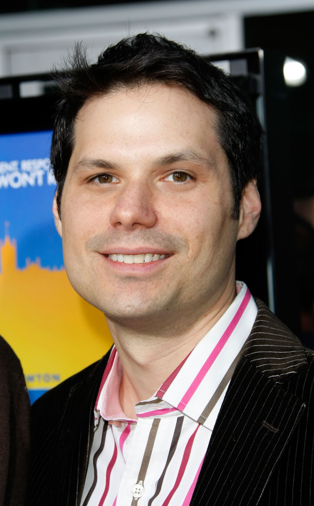 Actor Michael Ian Black, author of