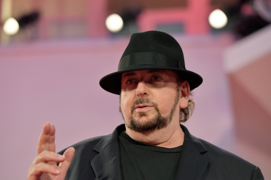 In this file photo, James Toback attends the premiere of the movie