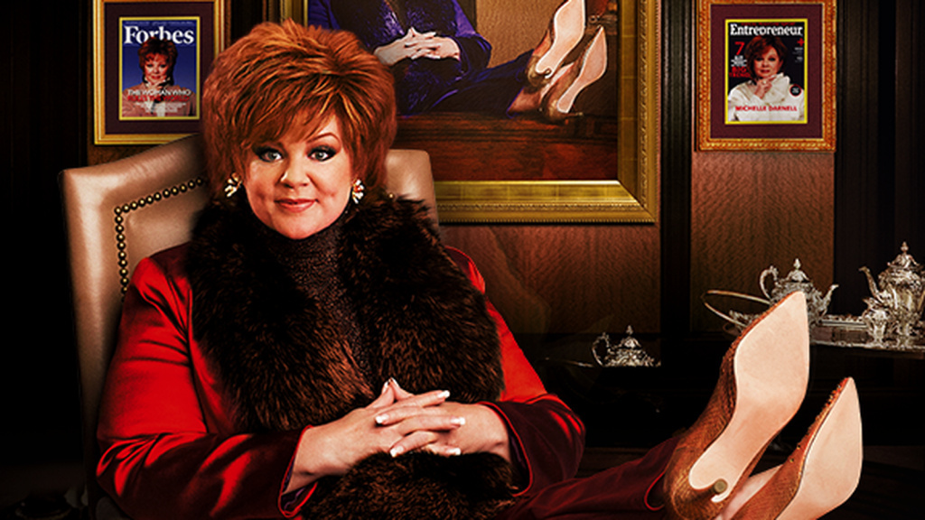 Still from the new film, The Boss - starring Melissa McCarthy.
