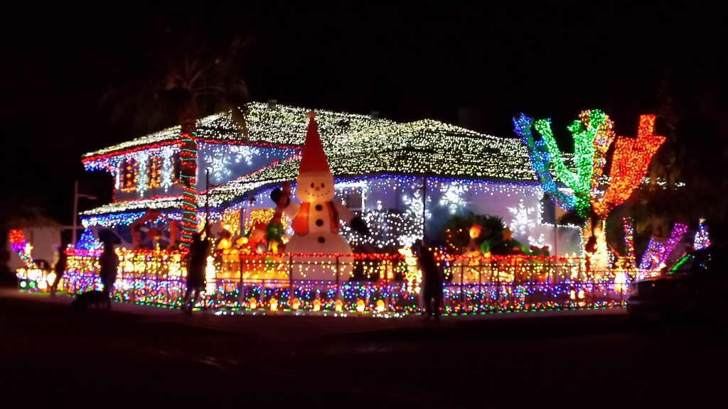 map where you told us to see the best christmas lights in socal 893 kpcc - Hastings Ranch Christmas Lights