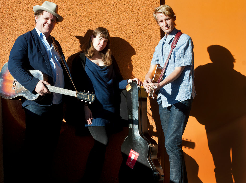 John C. Reilly, Becky Stark, and Tom Brosseau of John C. Reilly & Friends will perform at the Bootleg Bar tonight.