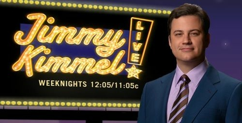 "Tonight ""Jimmy Kimmel Live"" will move to 11:35pm tonight, going up against Jay Leno, David Letterman, and ""The Daily Show With Jon Stewart"""
