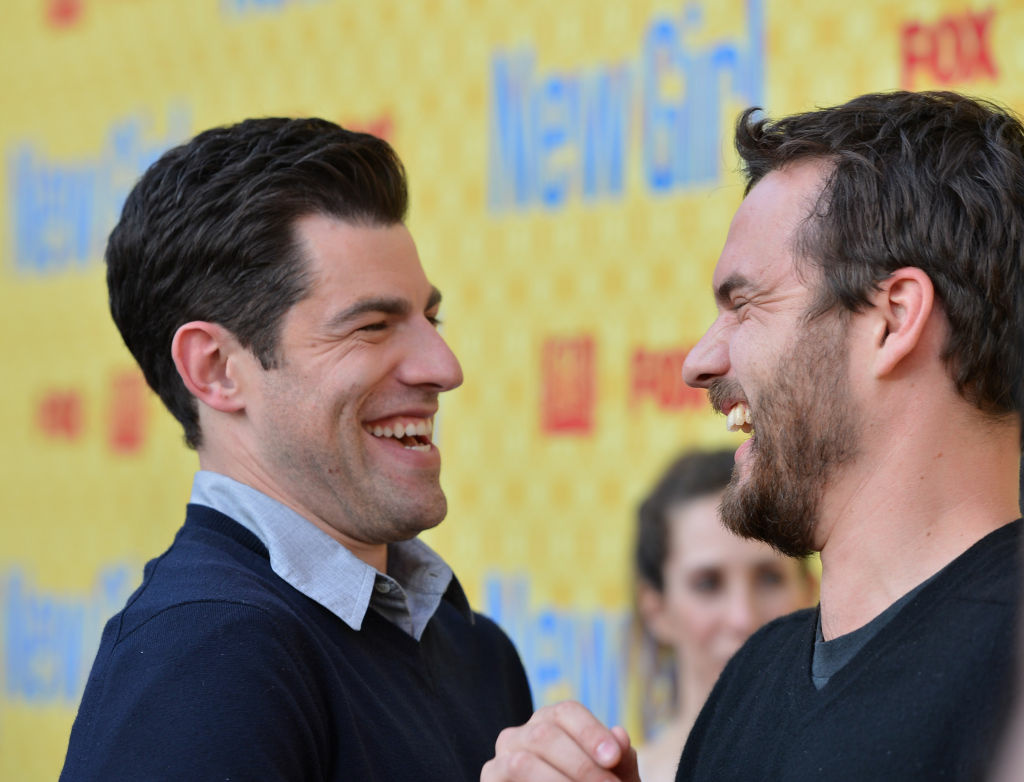 Actor Max Greenfield, who plays Schmidt on