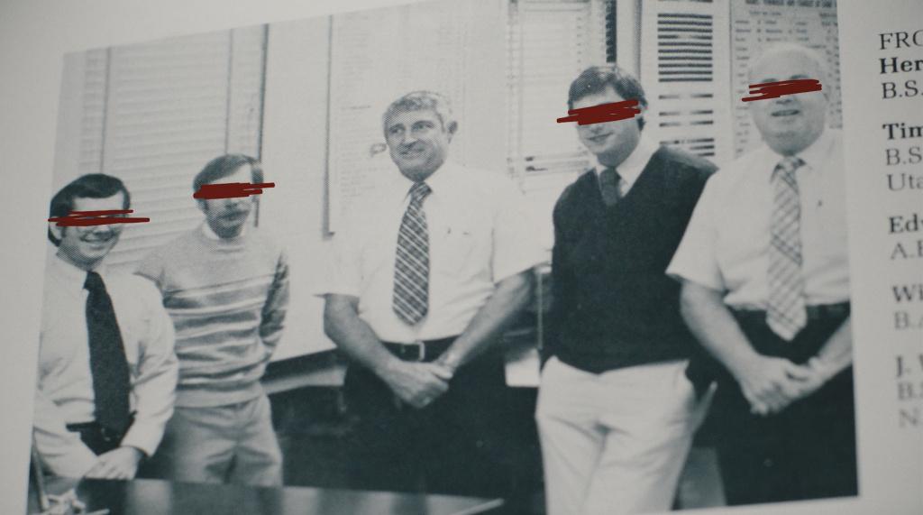 Former Porter-Gaud teacher Eddie Fischer was arrested for child sexual abuse in 1997.