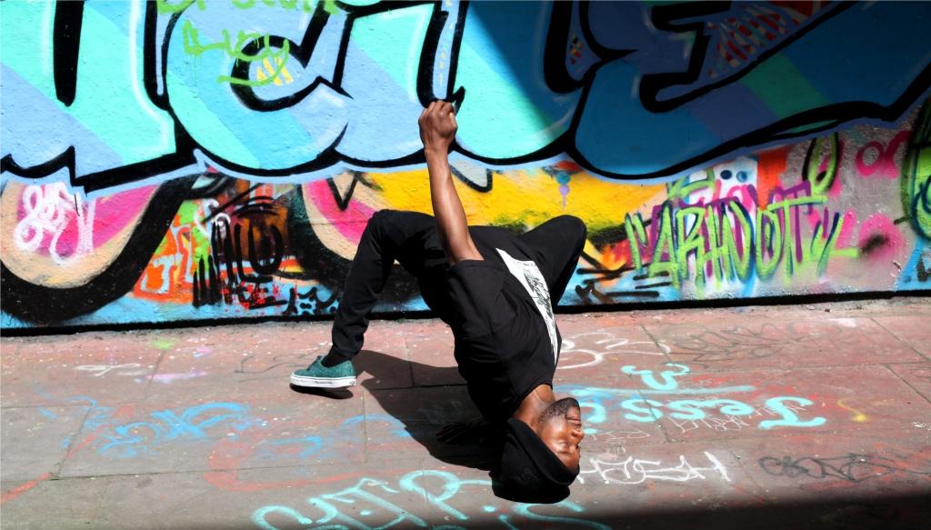Broken Dance (Beatboxed), 2012