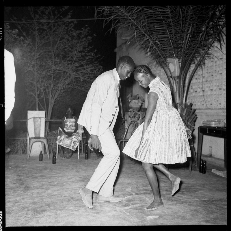 Malick Sidibe/Courtesy CAAC and Magnin-A Gallery, Paris