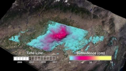 Video: California Drought: How NASA tracks underground water ...
