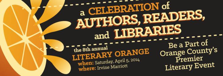 Literary Orange 2014