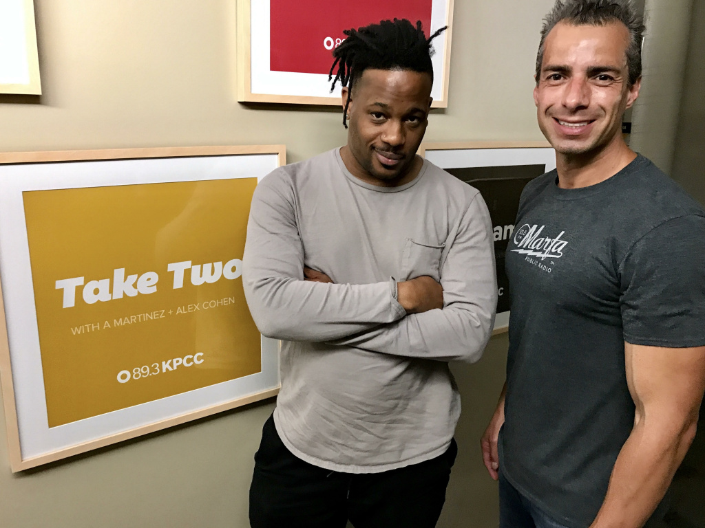 Take Two® | Audio: Open Mike Eagle on the past, present ...