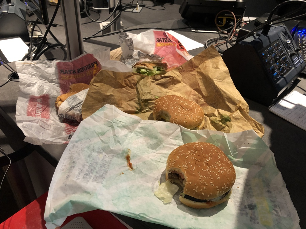Take Two's A Martinez tried Burger King and Carl's Jr plant-based burger patty options.