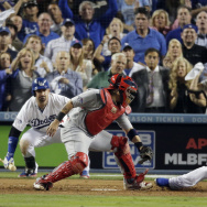 NLCS Cardinals Dodgers Baseball