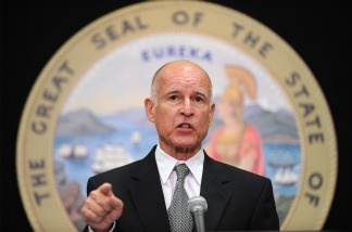 Incoming California Governor, Jerry Brown, will tackle Proposition 13.