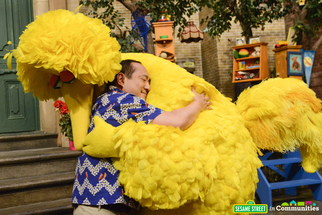 Sesame Workshop has a new line of educational materials aimed at helping kids work through sadness and anxiety.