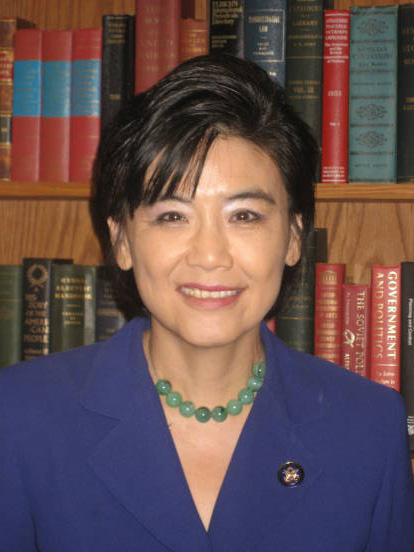 Congresswoman Judy Chu hopes to include stronger language against military hazing in the defense appropriation bill.
