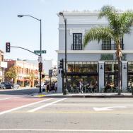 Jamba Juice, Pasadena CA designed by Bestor Architecture. Photographed by Laure Joliet