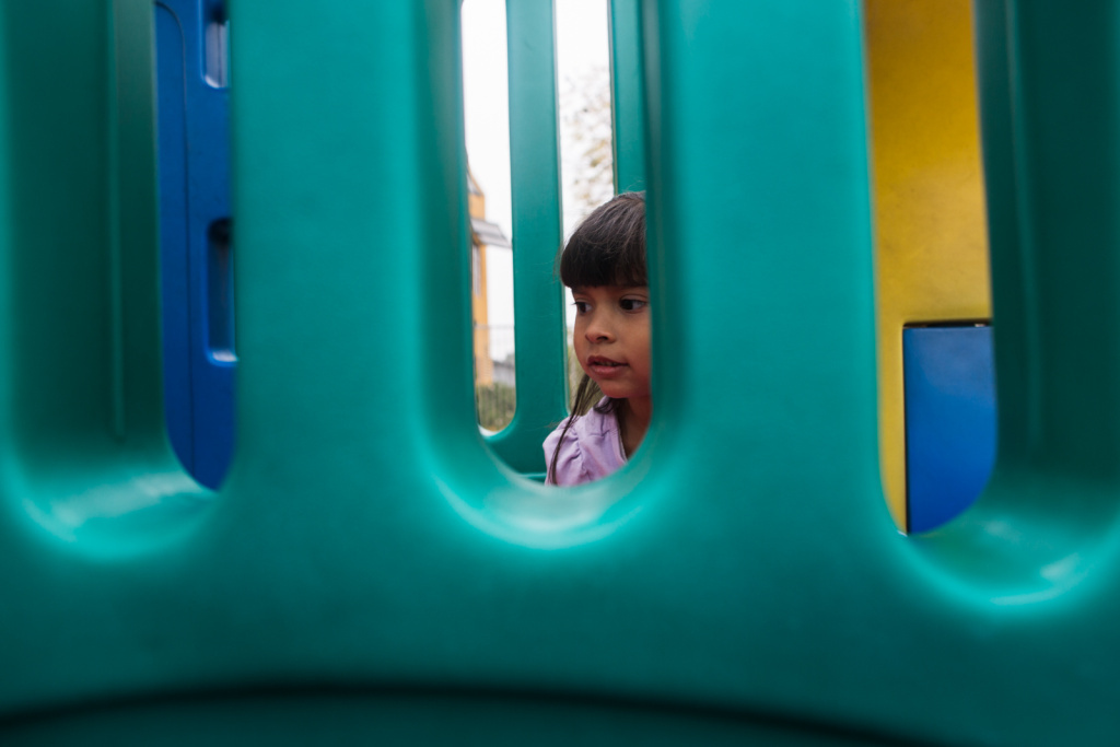 File photo of a child in transitional kindergarten.