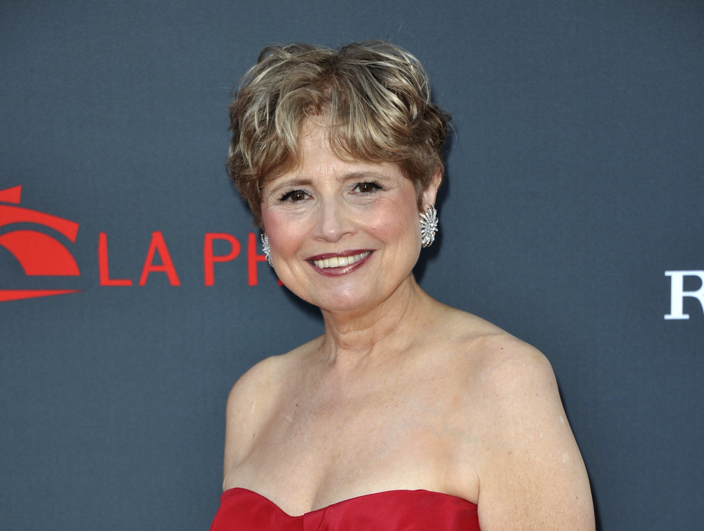Deborah Borda arrives at the Los Angeles Philharmonic's 2012 Opening Night Gala in Los Angeles on Sept. 27, 2012. Borda is leaving the Los Angeles Philharmonic to return to the New York Philharmonic, reversing the switch she made nearly two decades ago.