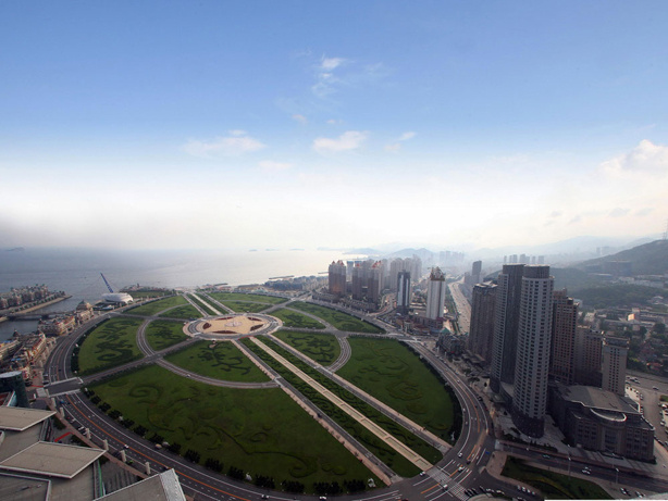 China has targeted the coastal city of Dalian as a high-tech innovation hub.