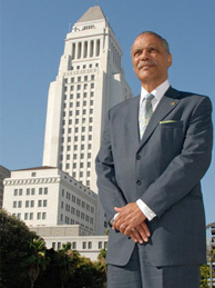 Councilman Bernard Parks had harsh criticism for an LA Weekly story on his role in the Coliseum Commission scandal.