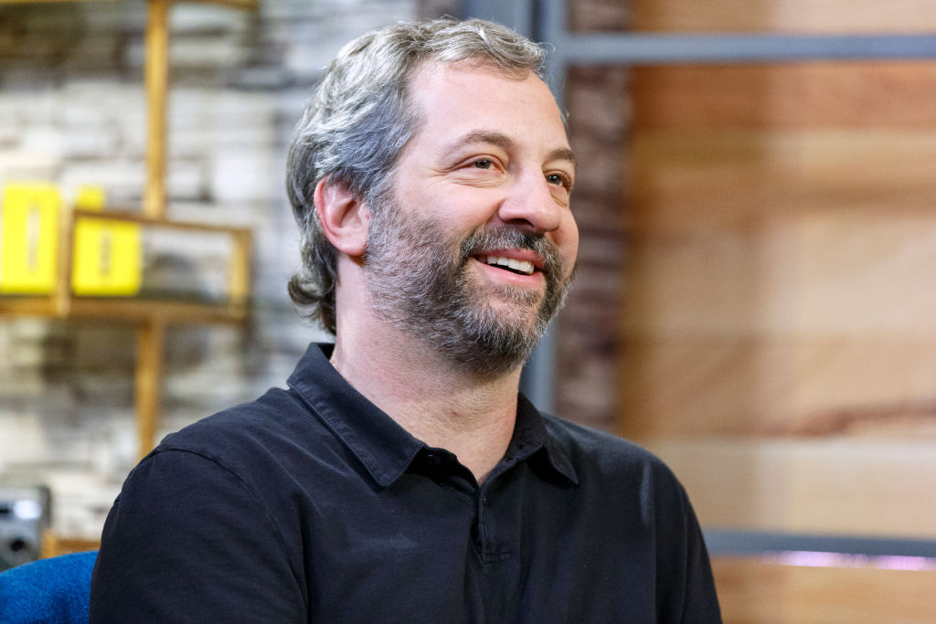 Judd Apatow visits 'The IMDb Show' on March 21, 2018.