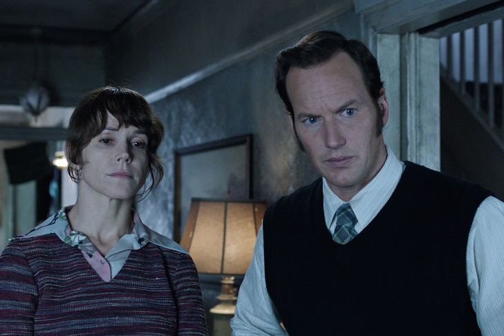 the frame with conjuring 2 director james wan brings