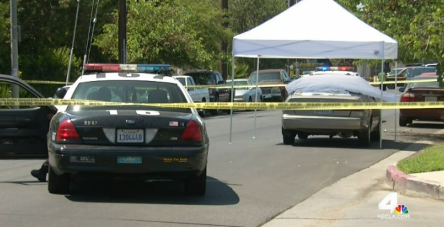 File: Los Angeles police believe Alexander Hernandez, 34, shot 7 people.