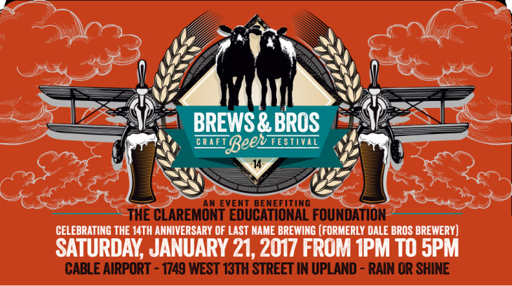 Brews & Bros Craft Beer Festival 2017