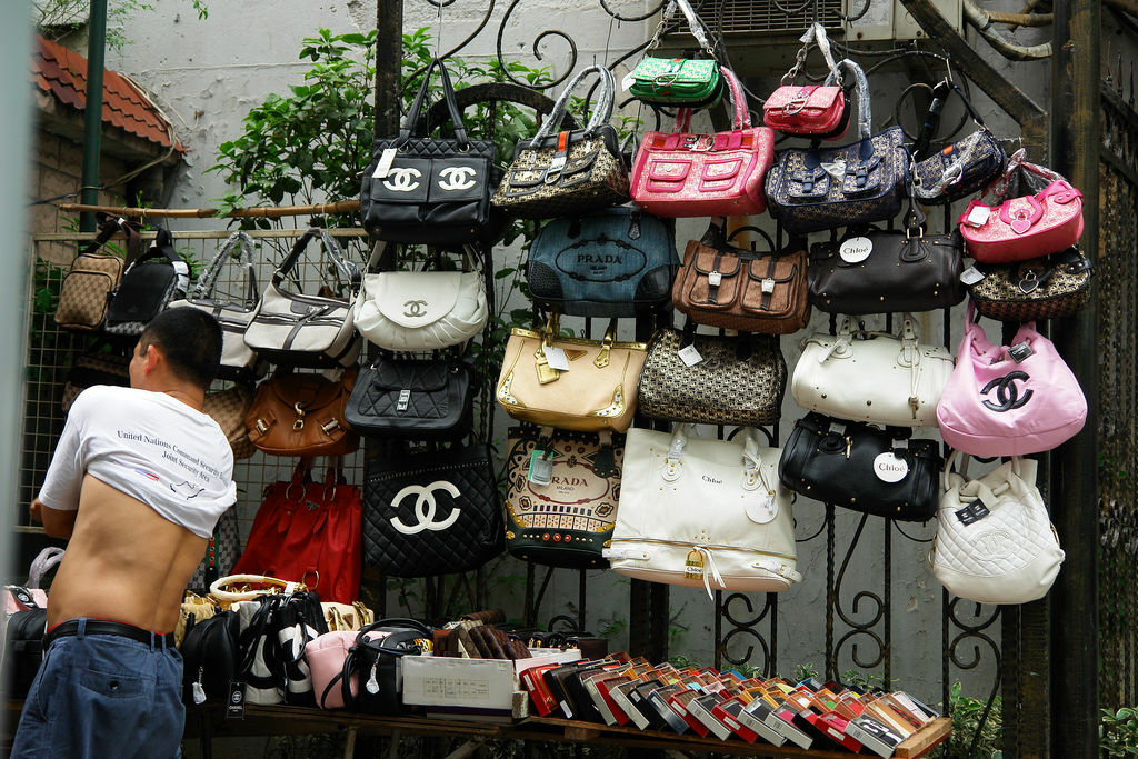 Street boutique