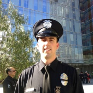 LAPD Officer Woodrow Wheat