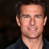 Tom Cruise attends the World Premiere of 'Jack Reacher' at Odeon Leicester Square on December 10, 2012 in London, England.