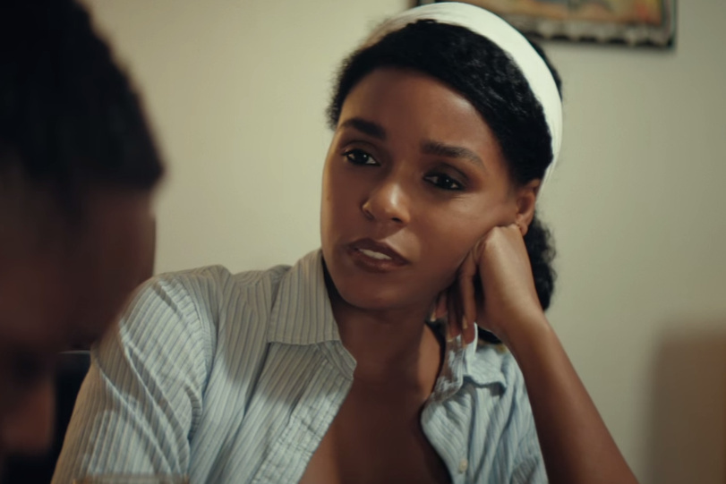 Janelle Monáe plays Teresa in the new film