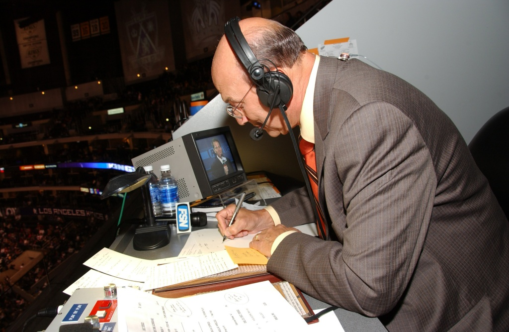 Kings' Bob Miller retiring after 44 years as voice of LA