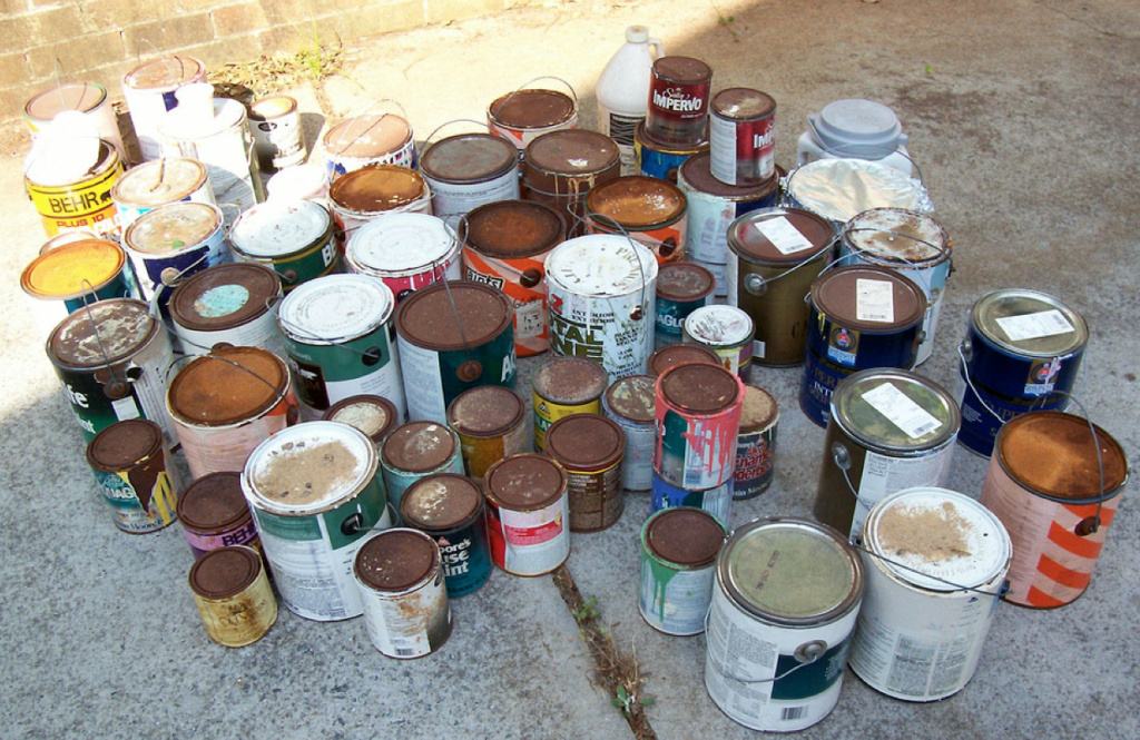 The PaintCare stewardship program is trying to encourage more Californians to recycle unused paint. The nonprofit is broadening its reach by marketing in Korean and Chinese.
