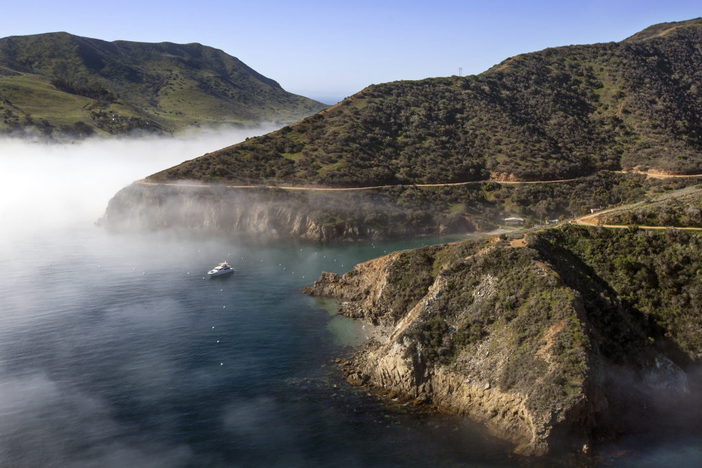 Coast Guard air rescue teams often get called upon to do medical evacuations from Catalina Island and other places that would otherwise take much longer to reach by boat.