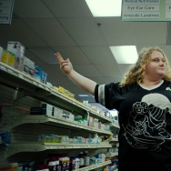 "Danielle Macdonald in ""Patti Cake$."""