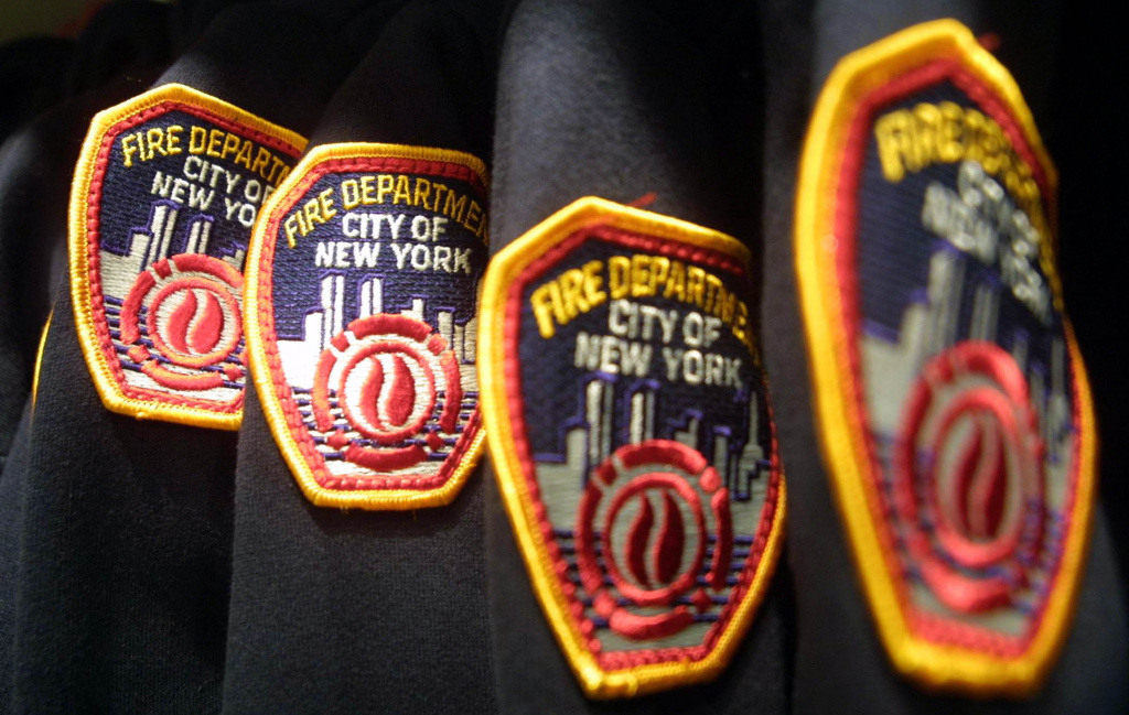 A New York City fire captain charged with molesting two boys in Hollywood has pleaded not guilty.