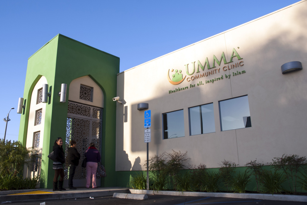 UMMA Community Clinic was one of 33 L.A. County health centers to receive federal funding to help patients learn about their insurance options under the Affordable Care Act.