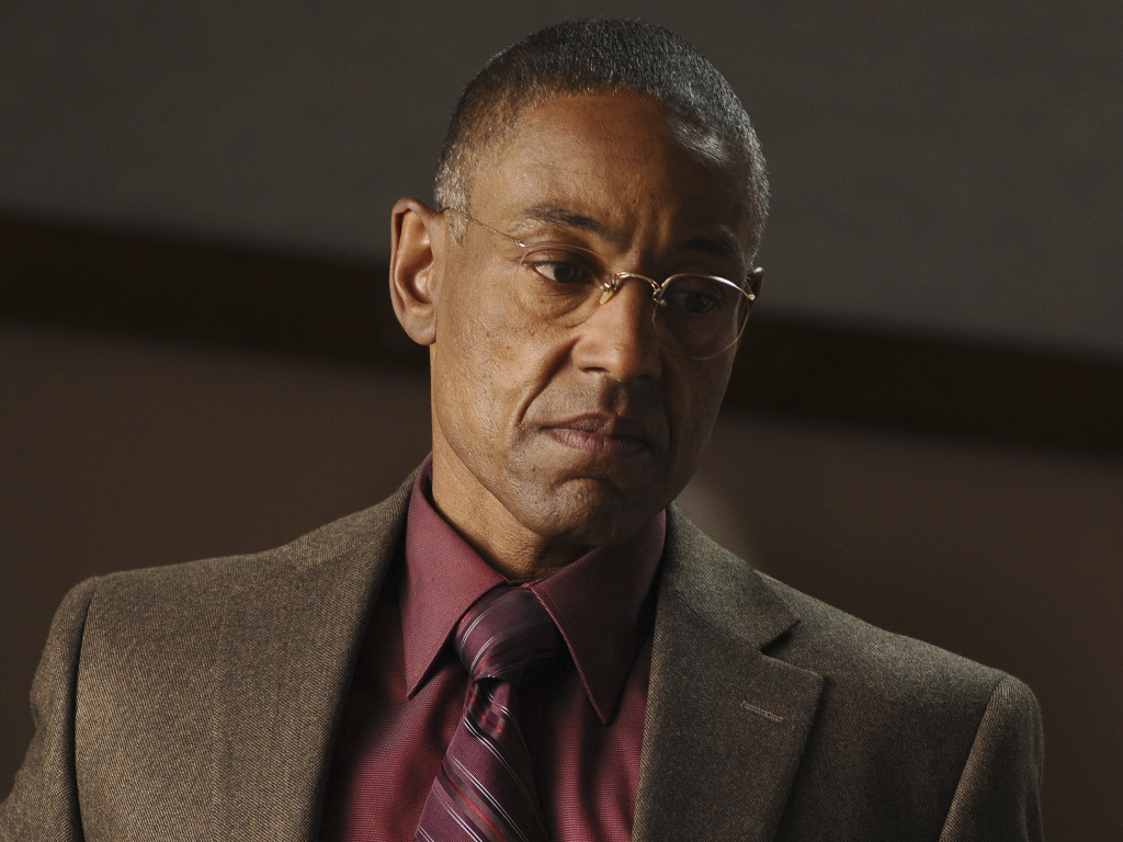 Giancarlo Esposito won acclaim as the ruthless gangster Gustavo